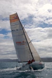 GOR Leg 2 Finish, Wellington